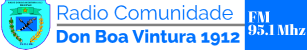 Radio Comunidade Don Boa Vintura 1912